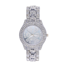 Load image into Gallery viewer, Hip Hop Luxury Men's Iced Out Watches
