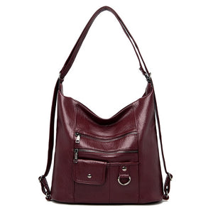 Women's Leather Shoulder Bags