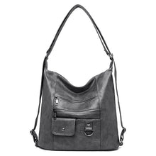 Load image into Gallery viewer, Women's Leather Shoulder Bags