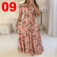 Load image into Gallery viewer, Spring Sashes Maxi Long Dresses S-5XL