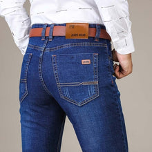 Load image into Gallery viewer, Men's Classic Denim Jeans