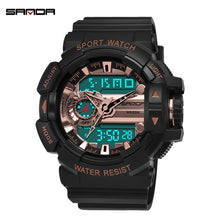 Load image into Gallery viewer, SANDA G Style Men's Sports Watches
