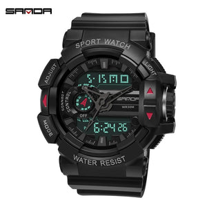 SANDA G Style Men's Sports Watches