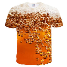 Load image into Gallery viewer, 3D Men's Casual Tee shirts