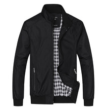 Load image into Gallery viewer, Men's Fashion Casual Loose Zipper Jacket