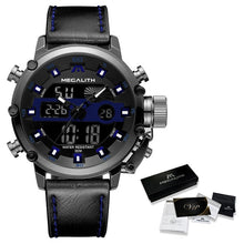 Load image into Gallery viewer, MEGALITH Sport Waterproof Watches for Men