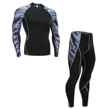 Load image into Gallery viewer, Men's Full Length Jacket with Leggings