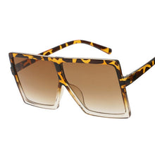 Load image into Gallery viewer, Women's Square UV400 Fashion Shades