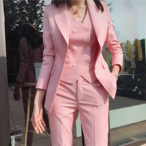 Ladies' Spring Office Suit