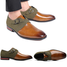 Load image into Gallery viewer, Leather Formal Shoes for Men