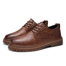 Load image into Gallery viewer, Soft Handmade Men's Leather Casual Shoes
