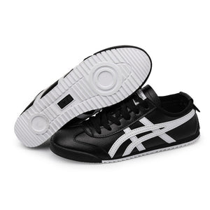 Breathable Men's Canvas Casual Lace ups