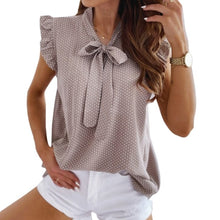 Load image into Gallery viewer, Laamei Women Summer Blouse