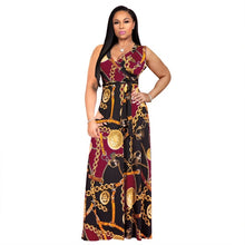 Load image into Gallery viewer, Women's Spring Sexy Maxi Dress