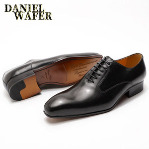 Oxford Formal Leather Shoes for Men