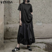 Load image into Gallery viewer, Women Casual Blouse by VONDA