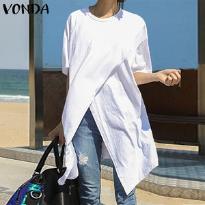 Women Casual Blouse by VONDA