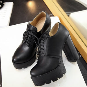 EGONERY Lace-up Shoes