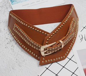 Women's Studded PUNK Belt