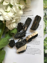 Load image into Gallery viewer, Black Tourmaline with Mica