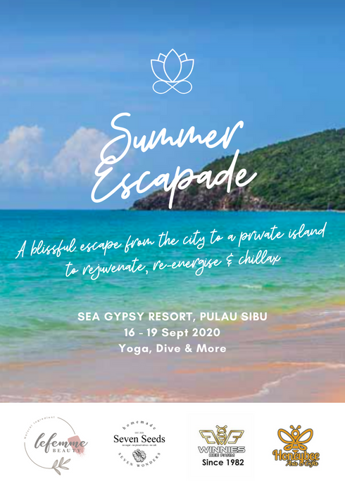 Summer Escapade in September