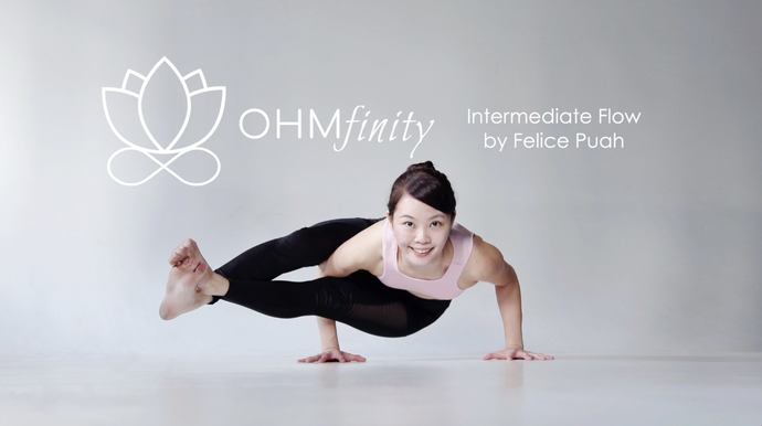 Intermediate Flow by Felice Puah