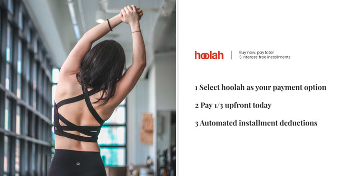 Shop Affordably with Hoolah 0% Instalments