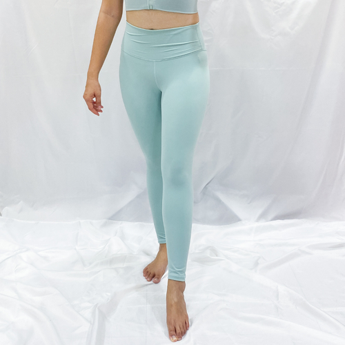 KENDRA Leggings - Mint Green