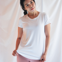 Load image into Gallery viewer, KIMMY T-Shirt - White