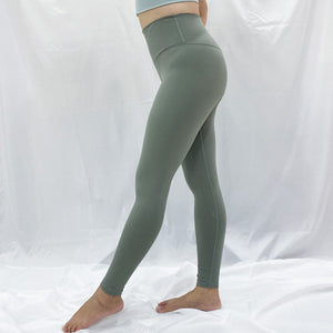 KENDRA Leggings - Army Green