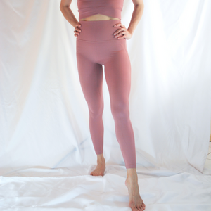 DANI Leggings - Dusty Rose