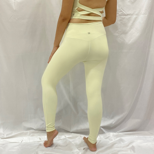 JOLIE leggings - Cream