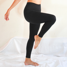 Load image into Gallery viewer, LUSH Series: High Waist Leggings - Black