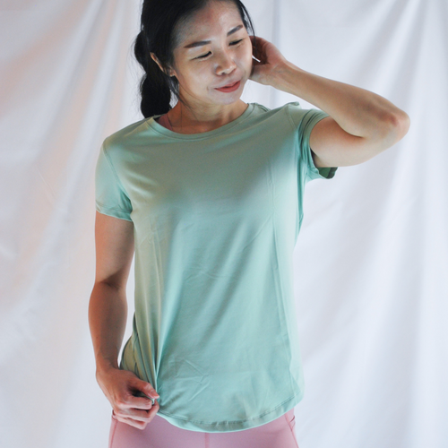 KIMMY T-Shirt - Mint Green