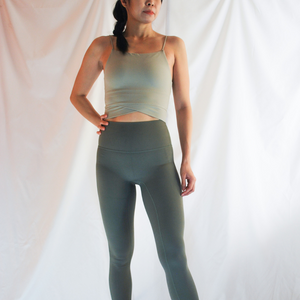 DANI Leggings - Fern Green