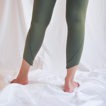 Load image into Gallery viewer, VIOLA Capri Leggings - Army Green