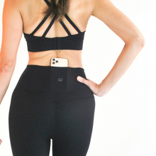 Load image into Gallery viewer, LUSH Series: High Waist Leggings - Steel Blue