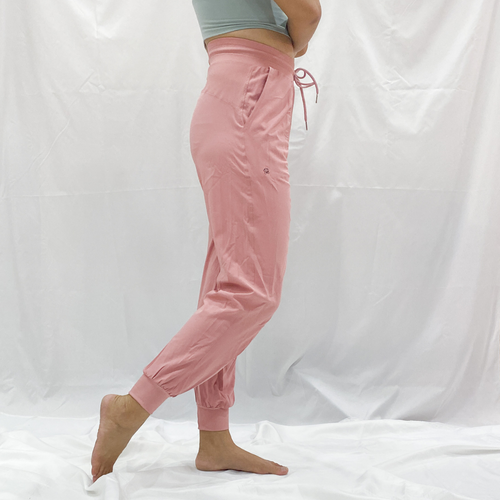 JODY Relax Fit Pants - Blush Pink