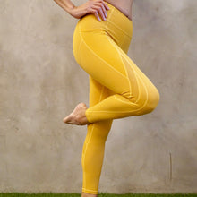 Load image into Gallery viewer, GLAM Leggings: Mustard