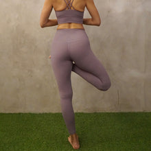 Load image into Gallery viewer, LUSH Series: Nude-Feel Leggings - Lilac