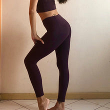 Load image into Gallery viewer, SCULPT Leggings: Violet