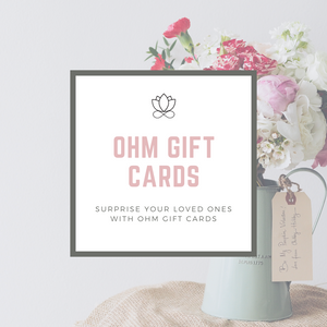 OHM Gift Cards