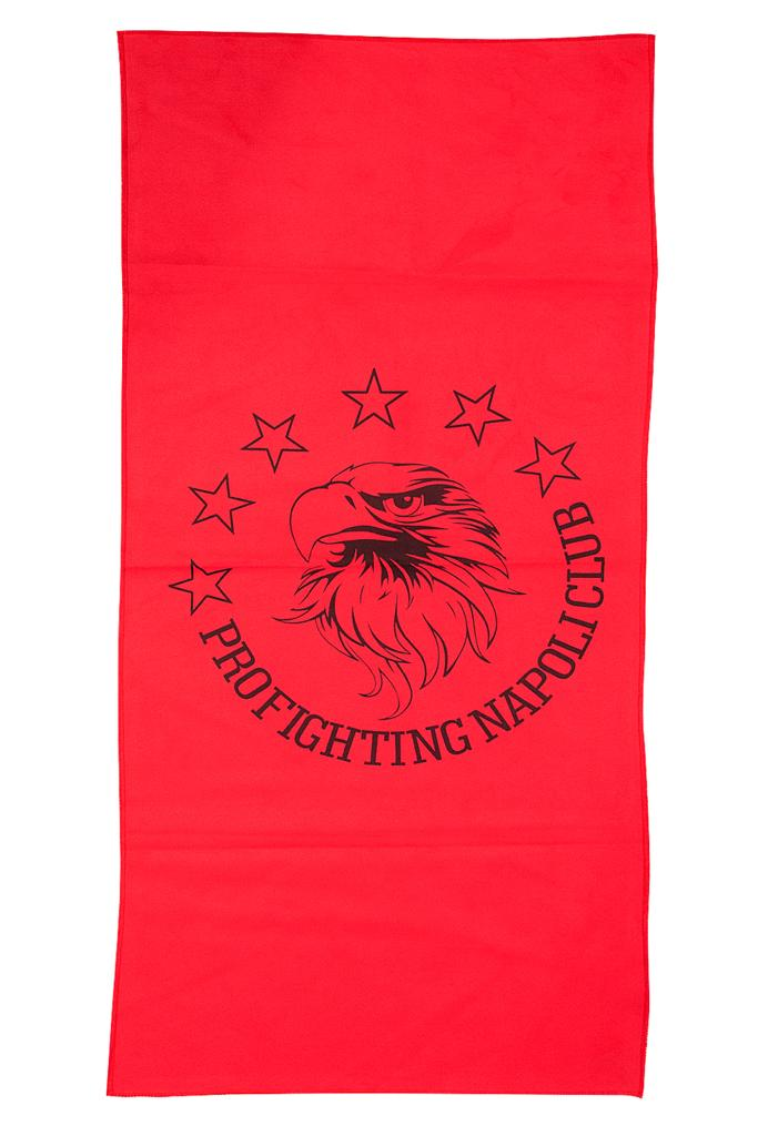 GYM TOWEL PFNC RED