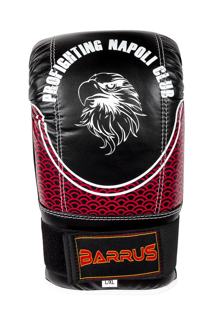TRAINING GLOVES - BLACK/BORDEAUX