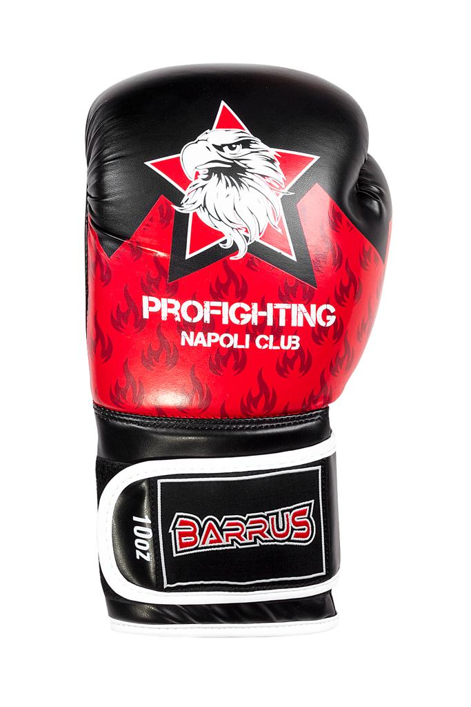 BOXING GLOVES - PFNC - RED/BLACK