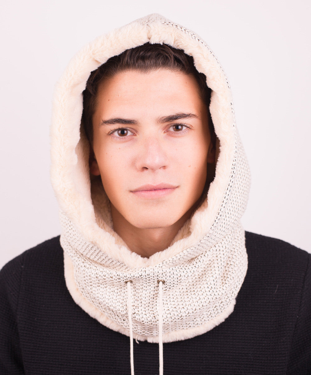 Beige Snood