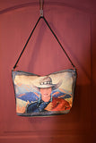 Vintage Cowgirl Bag