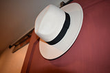 Bone Color Western Hat