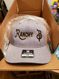 Ranchy B Ball Cap