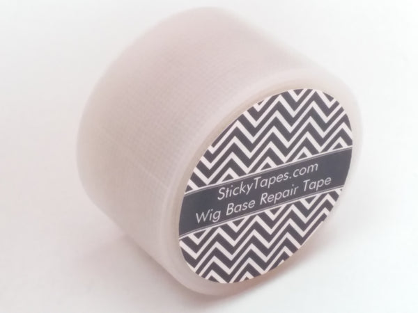 Wig Base Repair Tape By Stickytapes Stickytapes Com